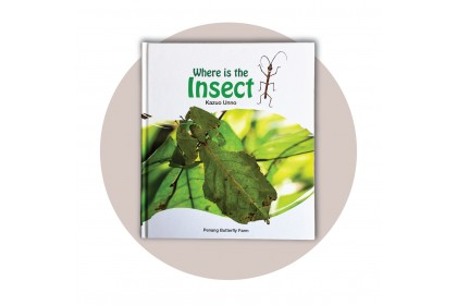 Book - Where is the Insect?